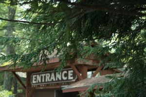 Entrance; Welcome All