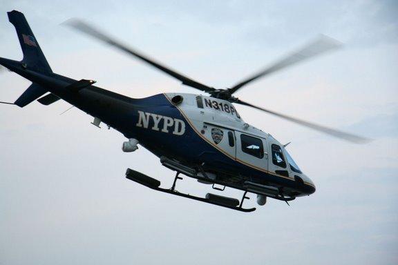 NYPD - Manhattan city ride